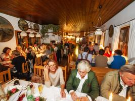 Feiern im Restaurant